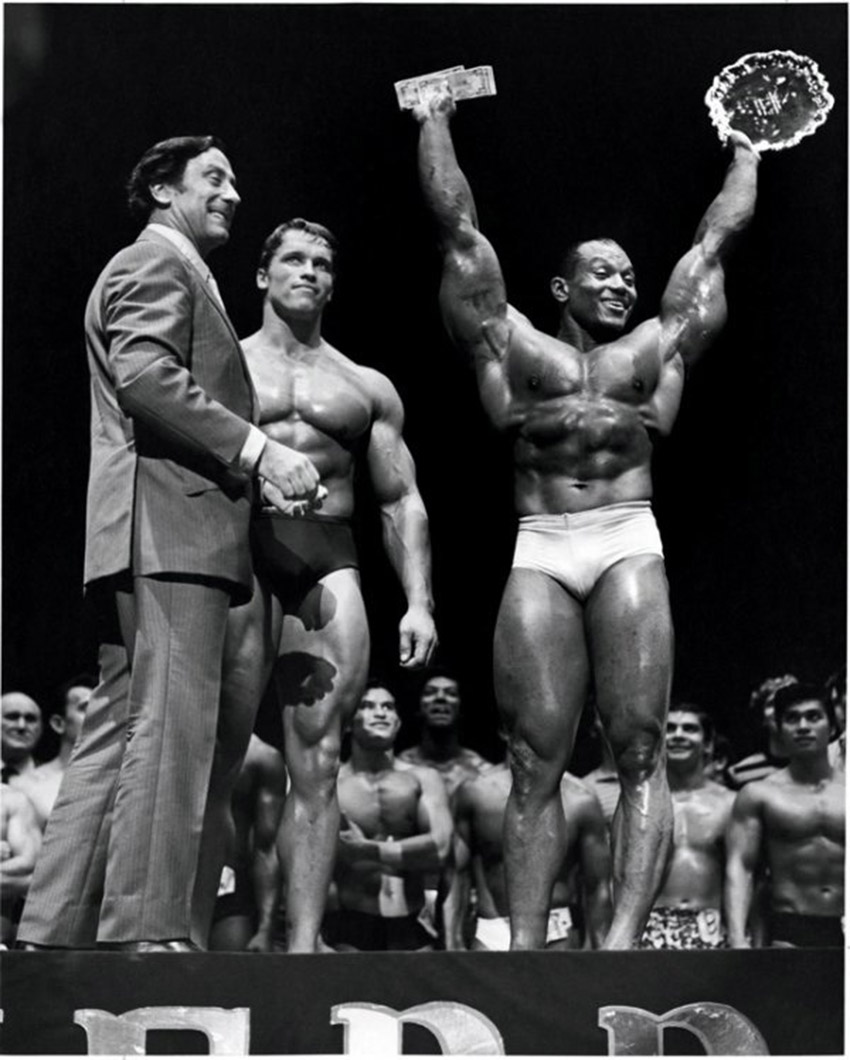 Sergio-1969-Olympia-Arnold