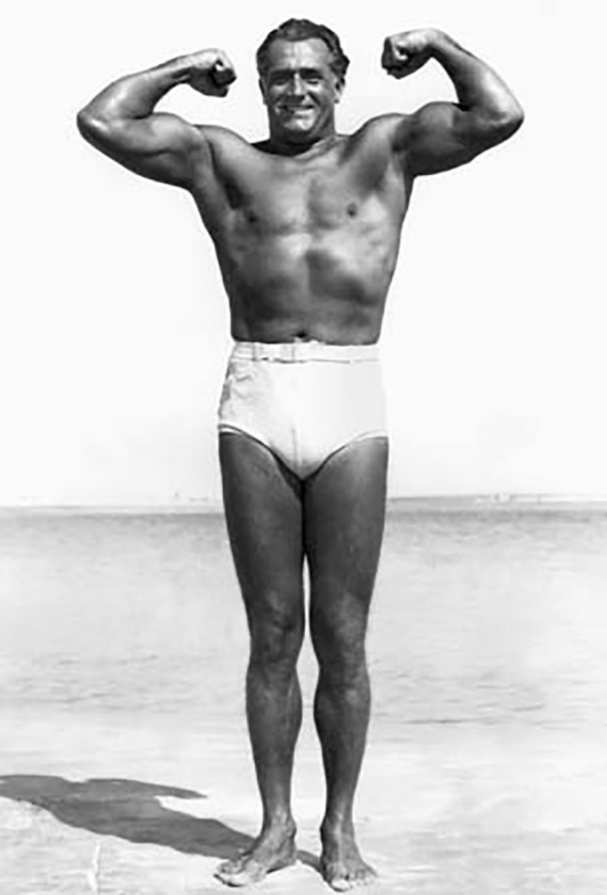 Charles Atlas - Age | Height | Weight | Images | Bio