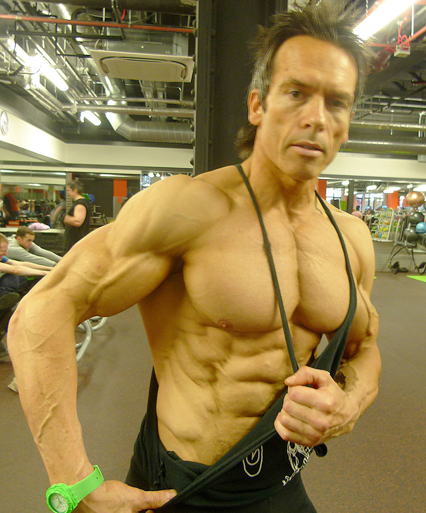 aesthetic bodybuilding body fat percentage