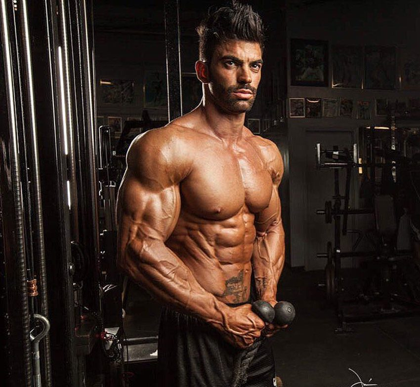 does fitness models use steroids