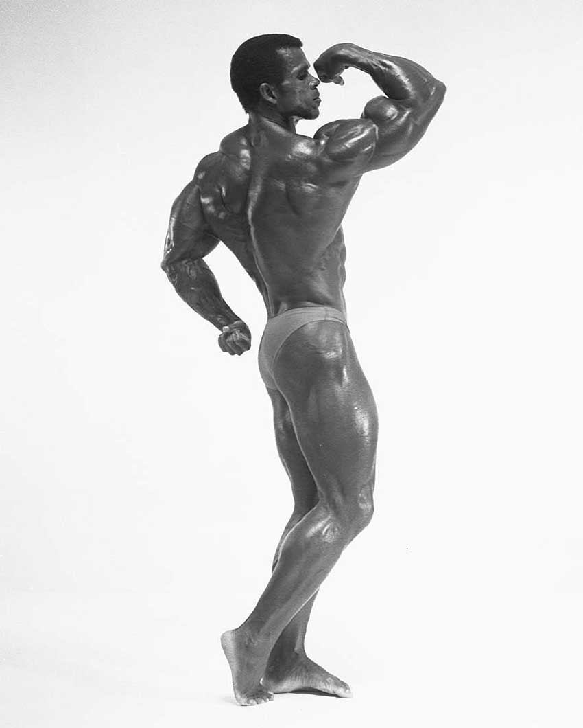 Learn bodybuilding poses frank