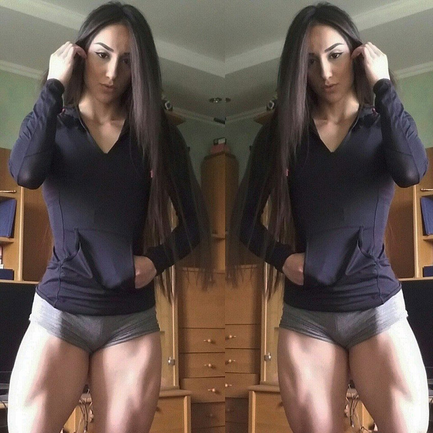 Bahkar Nabieva Nude Photos 15