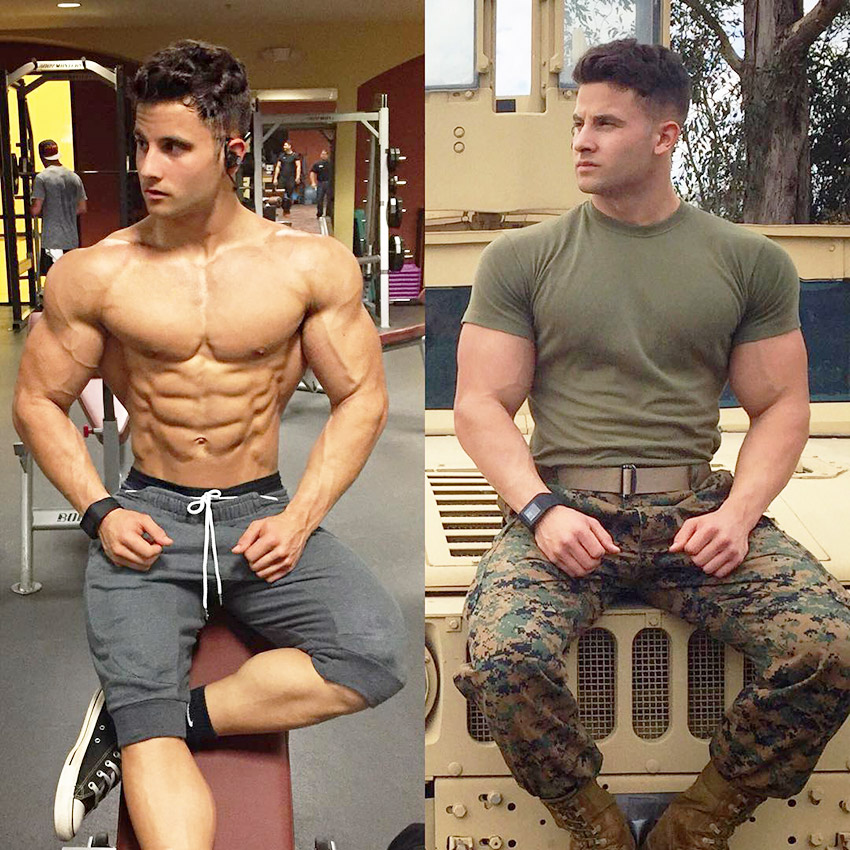 Dominick Nicolai | Bodybuilder | Profile and Statistics