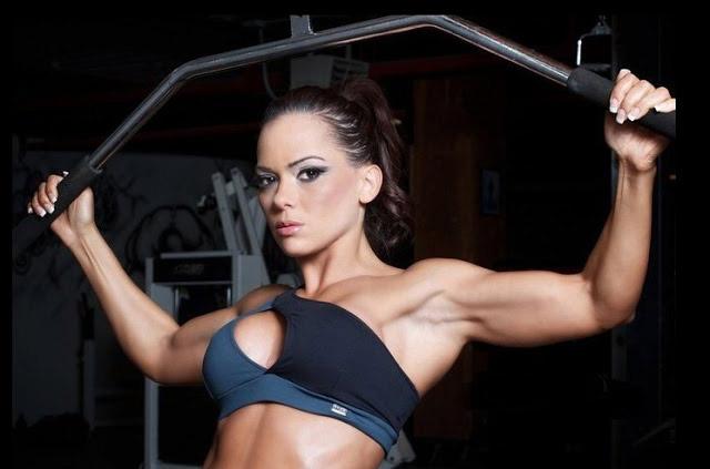 hottest-fitness-model-vanessa-tib