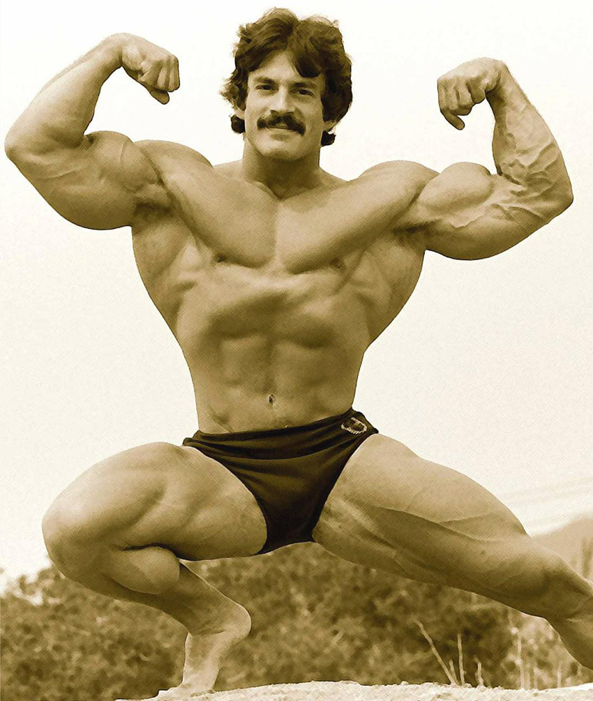 Mike Mentzer Workout A