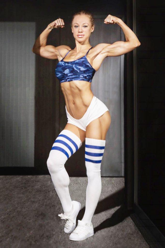 Samantha Skolkin naked