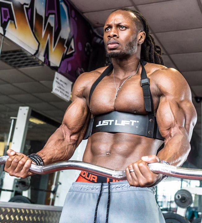 bodybuilder Ulisses jr