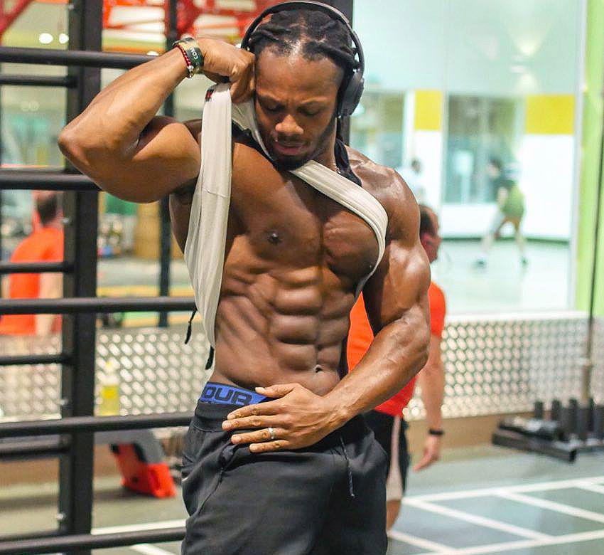 jr bodybuilder Ulisses