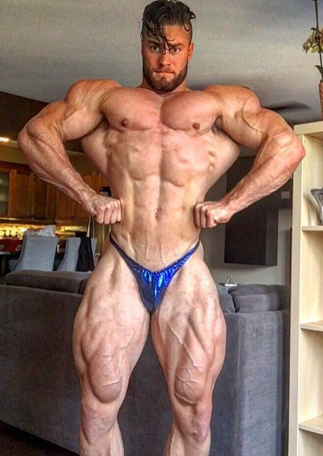 Chris Bumstead - Age | Height | Weight | Images | Bio