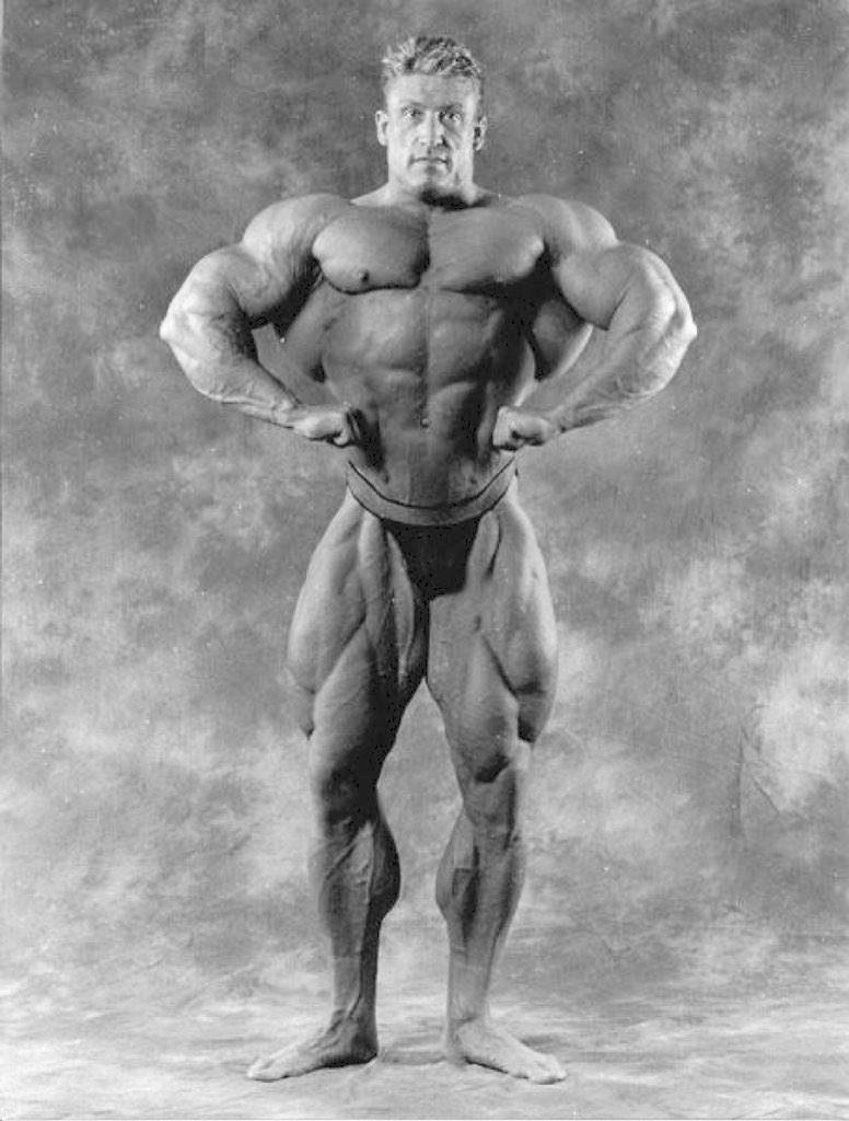 Dorian Yates - Age | Height | Weight | Images | Bio