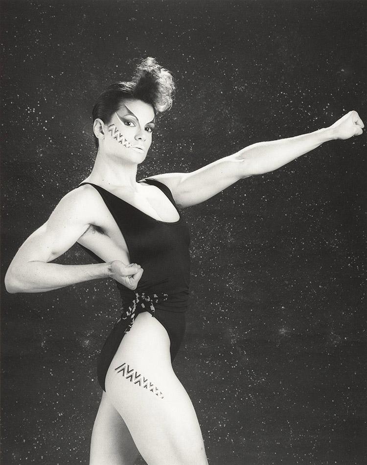 Lisa Lyon Nude Photos 91