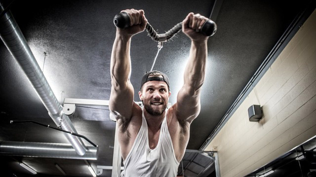 Tyler McPeak - Greatest Physiques