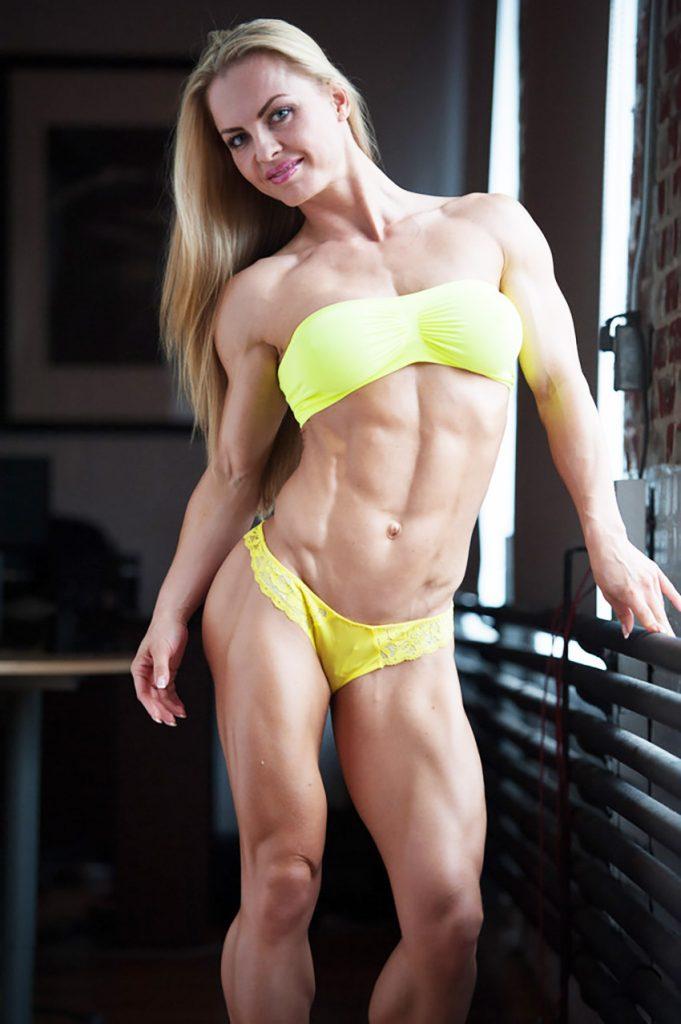 rich piana female steroids