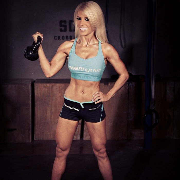 Heidi Somers | Age • Height • Weight • Images • Bio • Diet