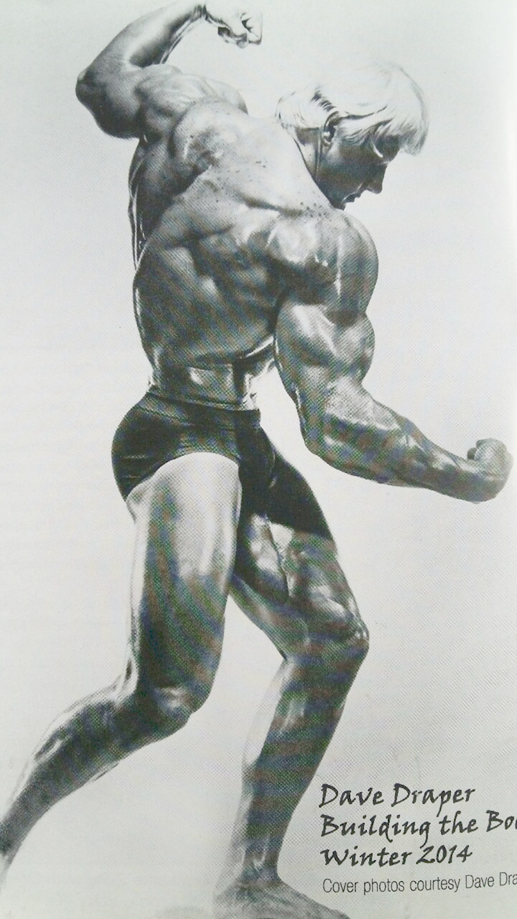 mr universe before steroids
