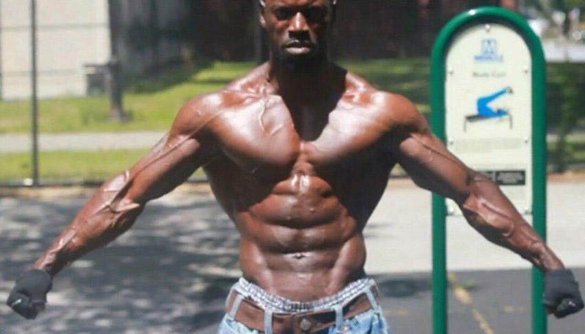 Hannibal Lanham | Age • Height • Weight • Images • Bio • Diet • Workout