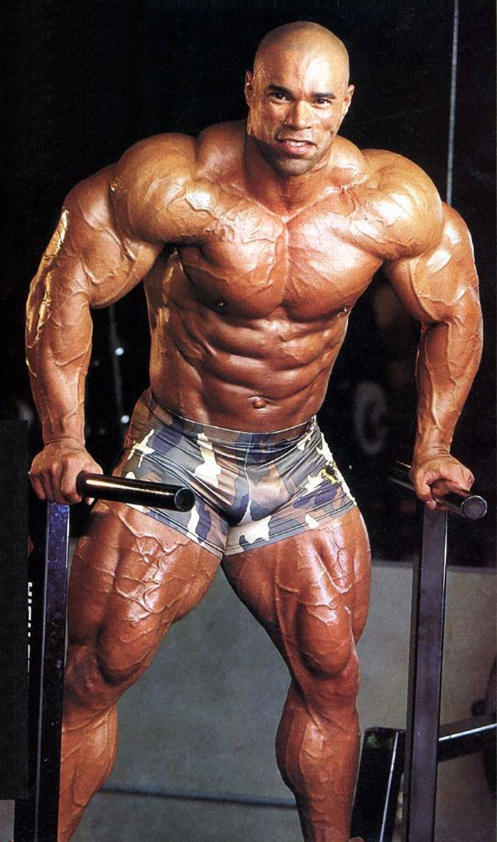 Kevin Levrone - Age | Height | Weight | Images | Biography