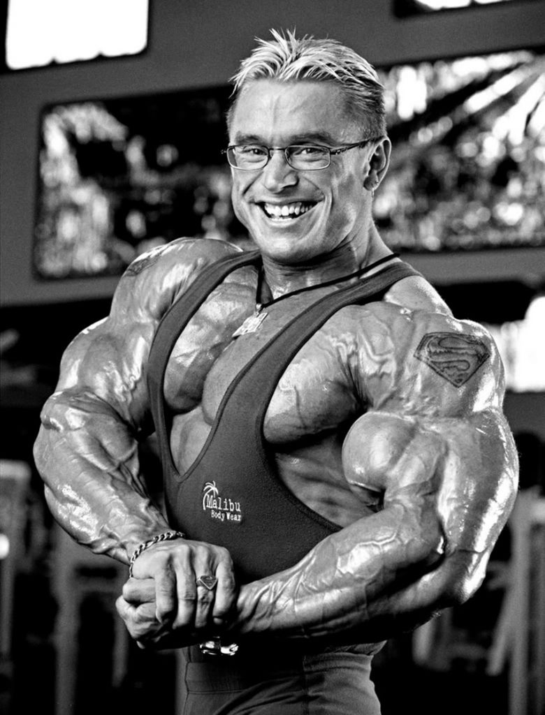 Lee Priest - Age | Height | Weight | Images | Bio