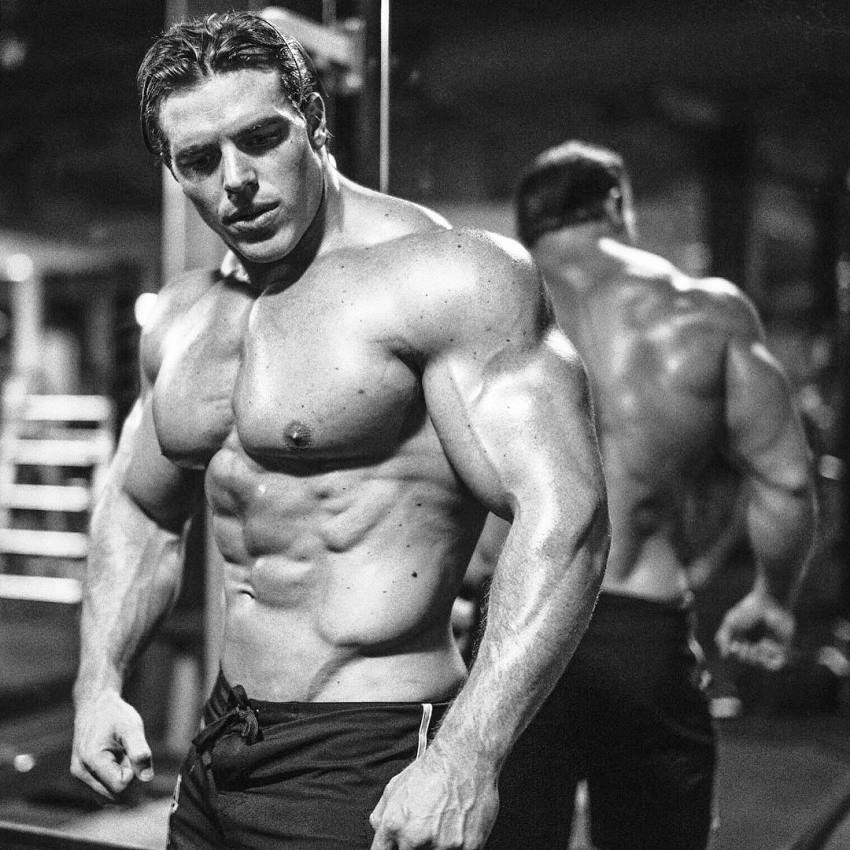 how to get brad castleberry physique