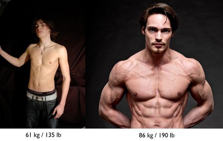 Menno Henselmans - Age | Height | Weight | Images | Bio