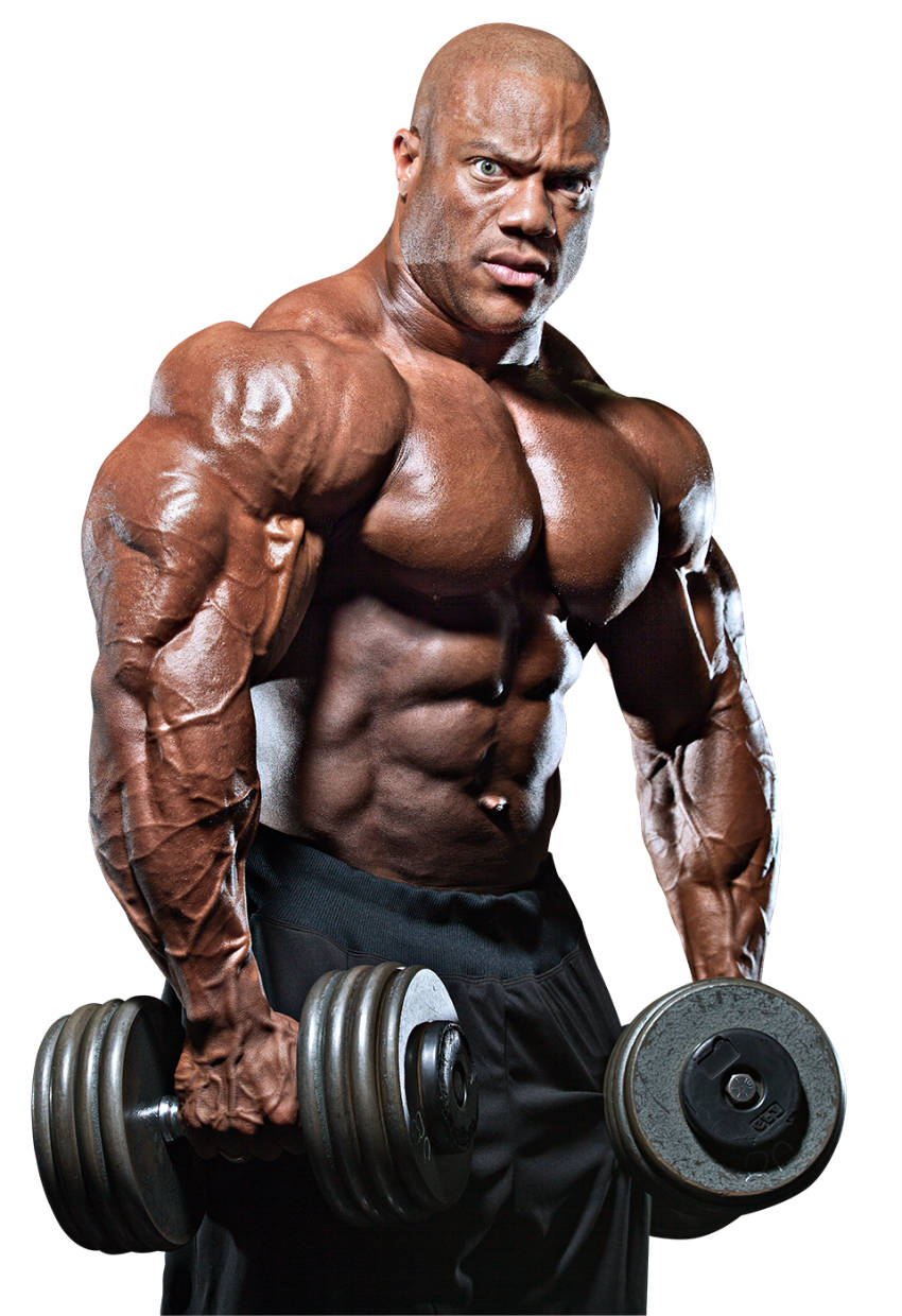 Phil Heath - Age | Height | Weight | Images | Biography | Profile