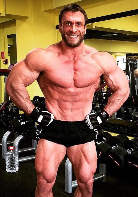 Dmitry Klokov - Age | Height | Weight | Images | Bio