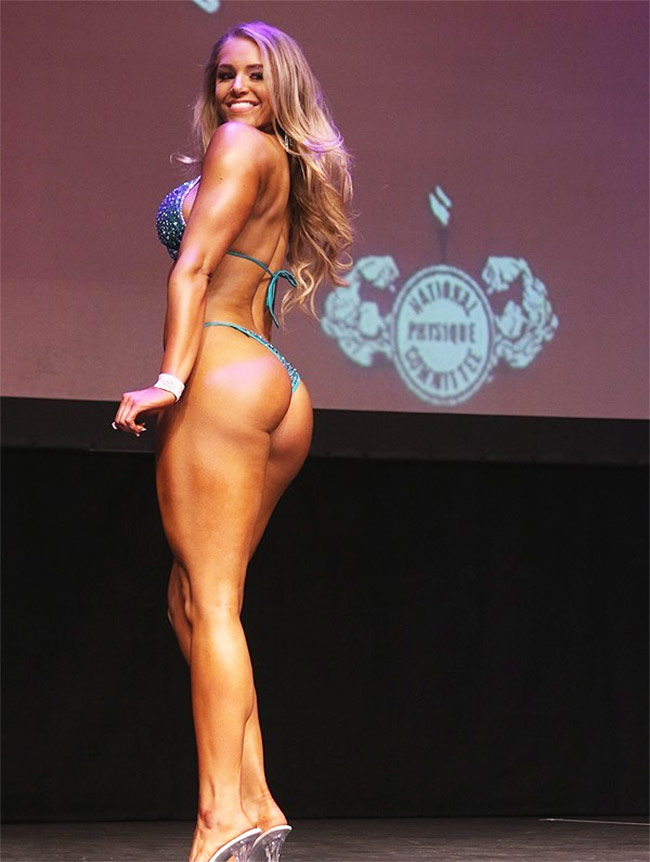 Courtney Tailor NPC West Coast Classic