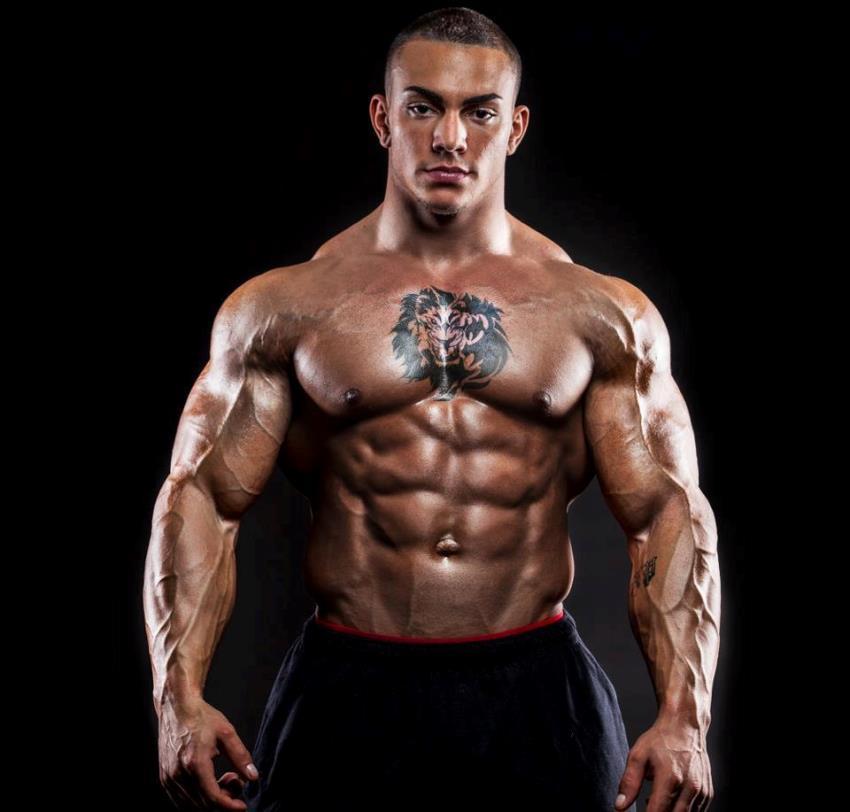 50 Fitness Tattoos For Men: Tristen Escolastico - Age