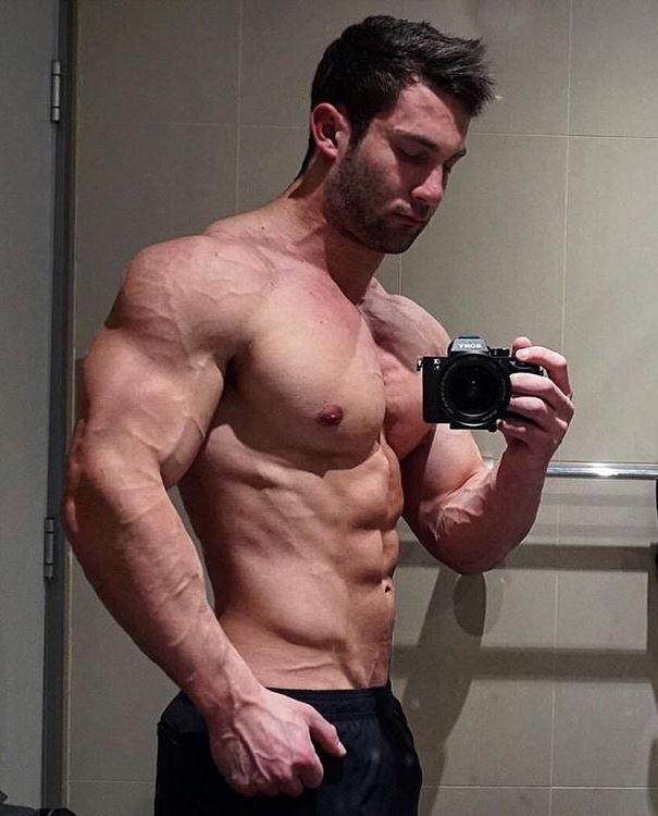 Ryan spiteri age height weight images bio