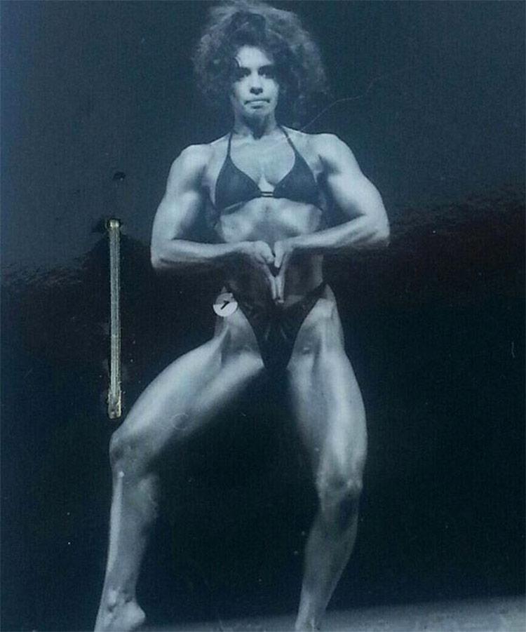 Marisa Inda - Age | Height | Weight | Bio | Images | Powerlifter