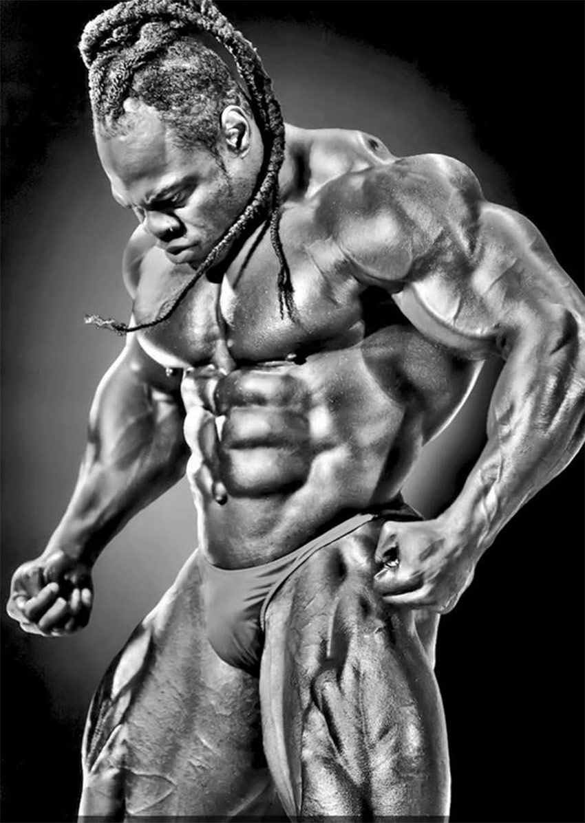 Kai Greene | Age | Height | Weight | Bio | Profile | Stats