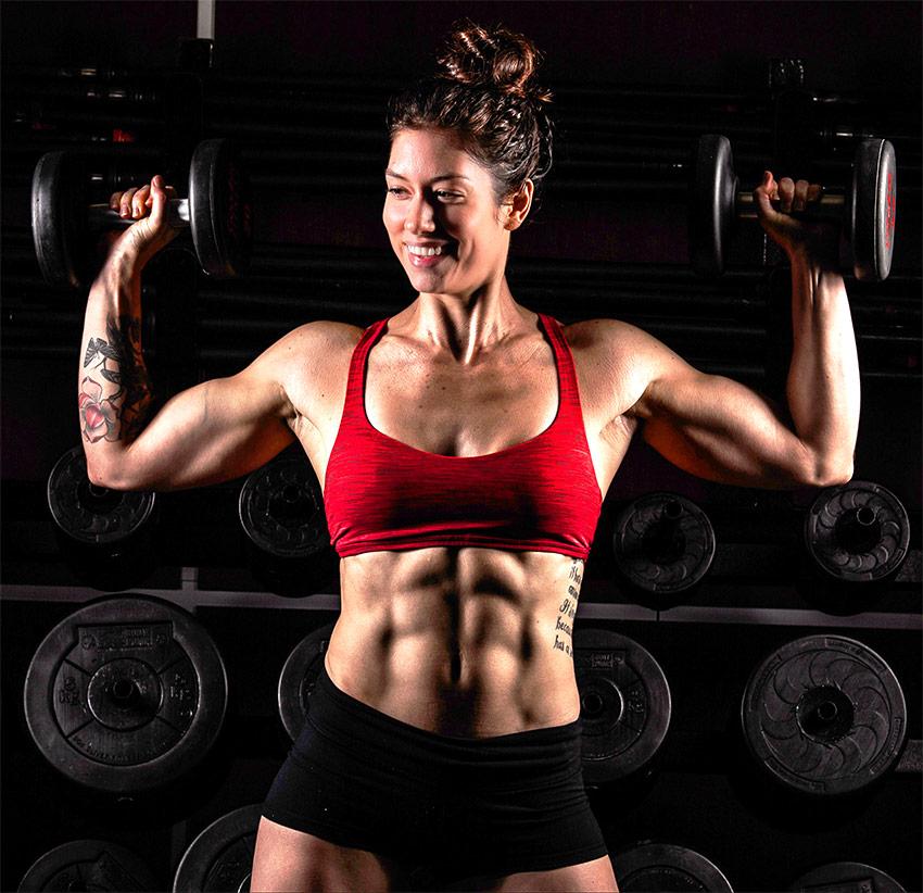 Sxs body building girls