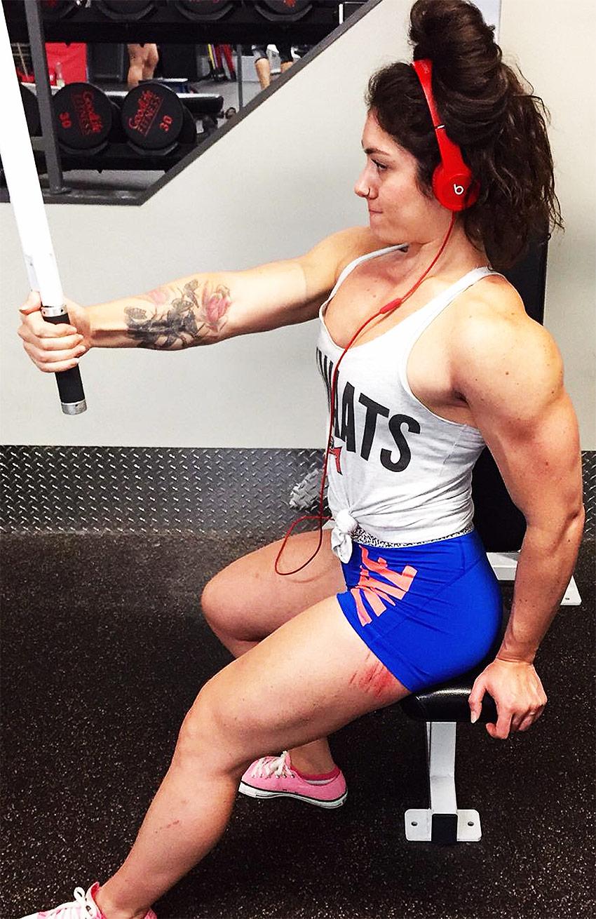 Natasha Aughey - | Age | Height | Weight | Bio | Images
