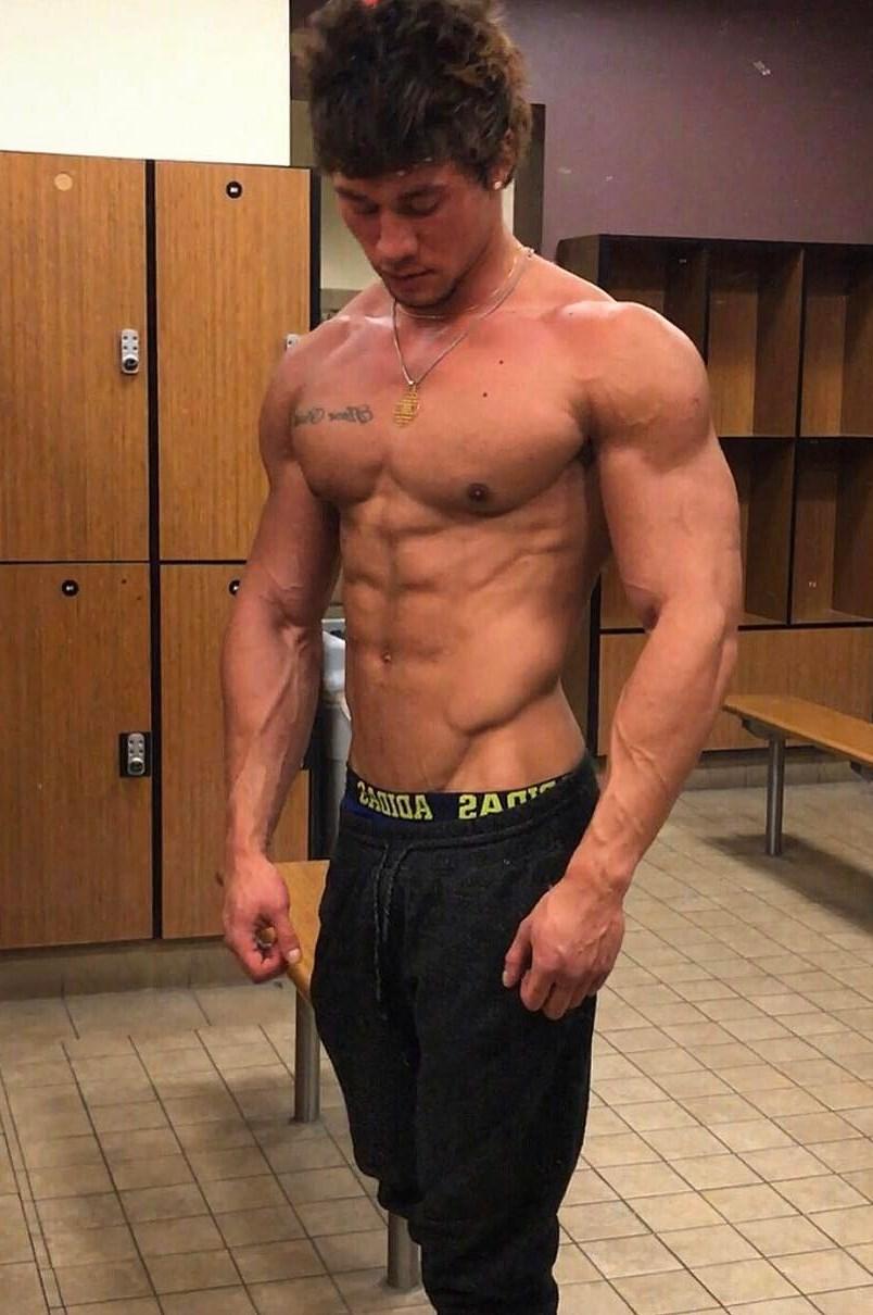 dieta volumen fitness boy
