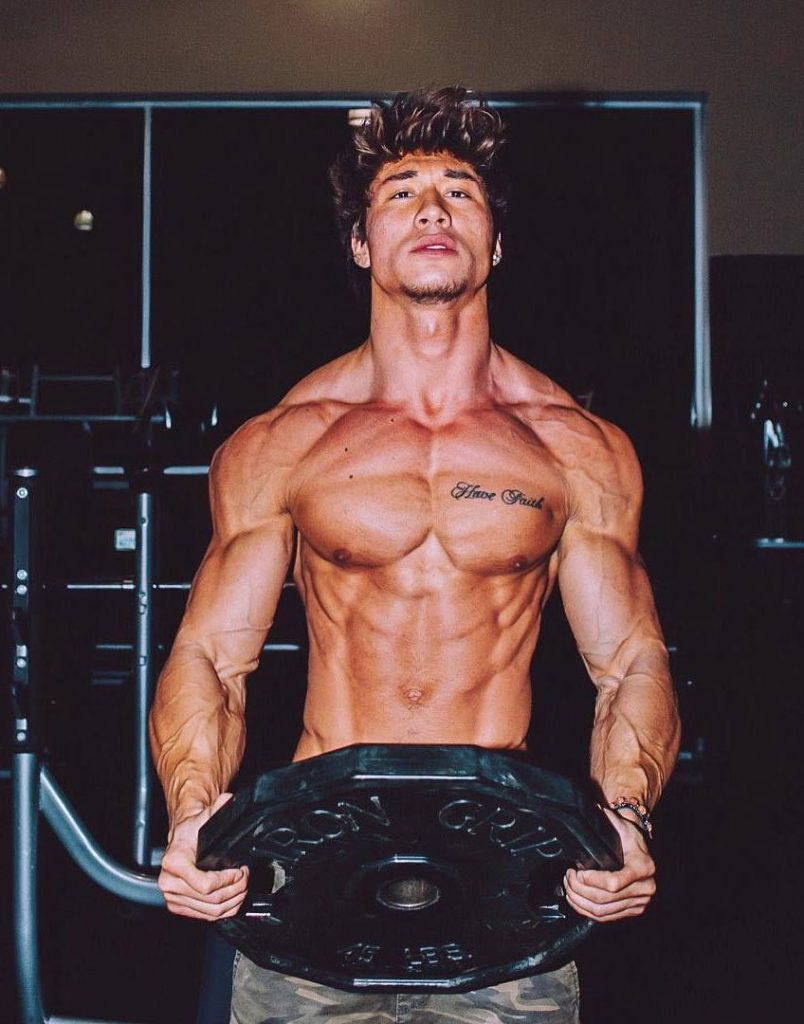 how to get a connor murphy physique