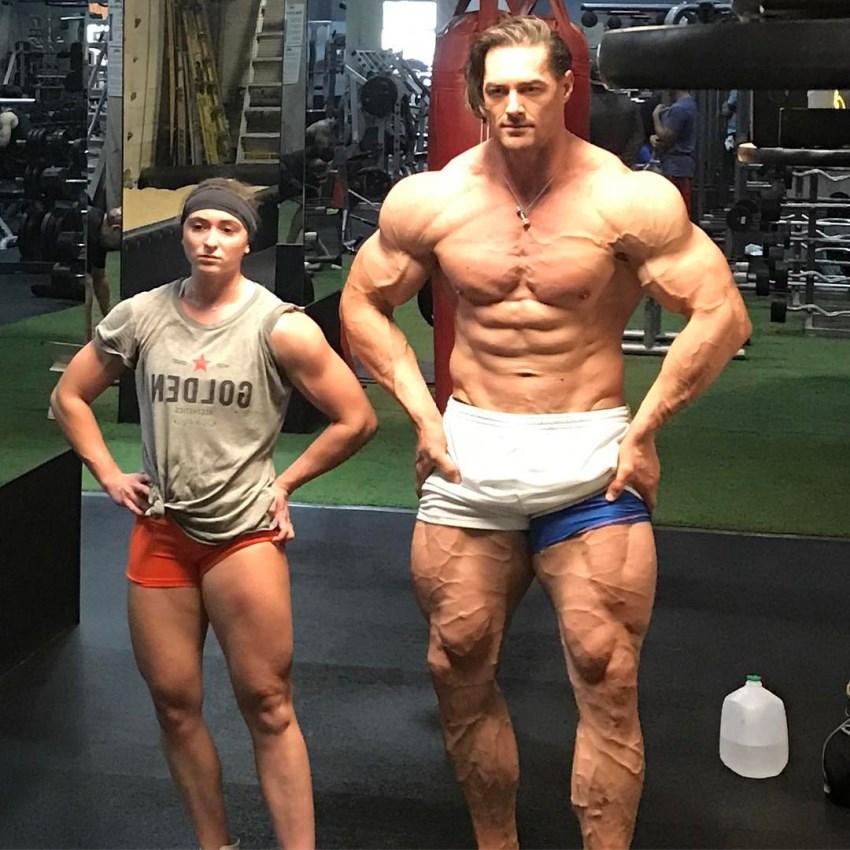 Aaron Reed - Age | Height | Weight | Images | Bio Arnold Schwarzenegger Bodybuilding