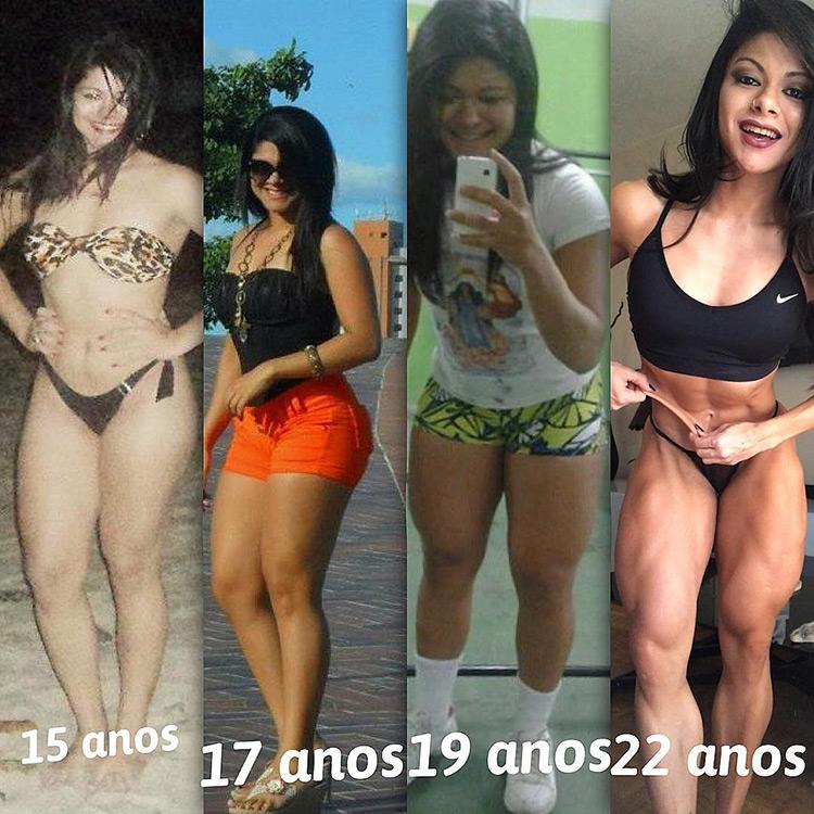 Juliana Mota transformation