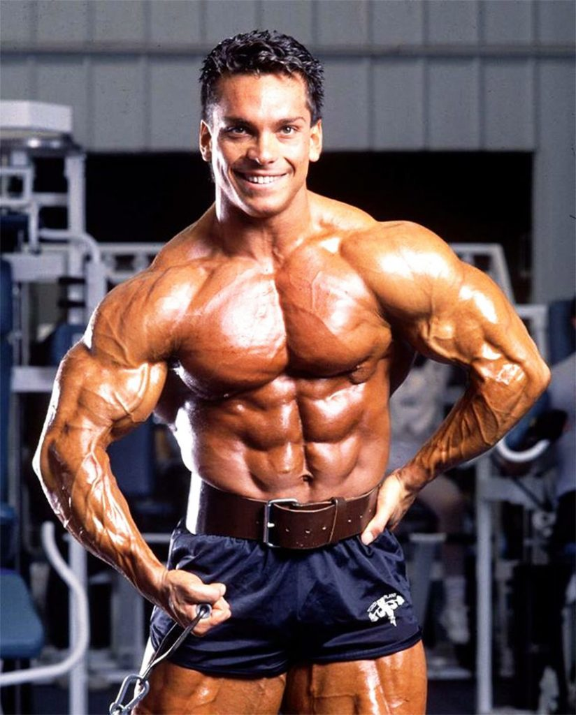Rich Gaspari Age Height Weight Bio Images