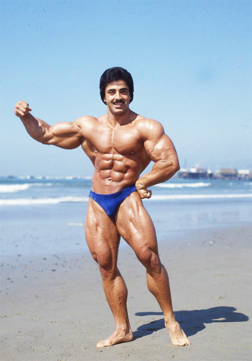Samir Bannout - Age | Height | Weight | Bio | Competition