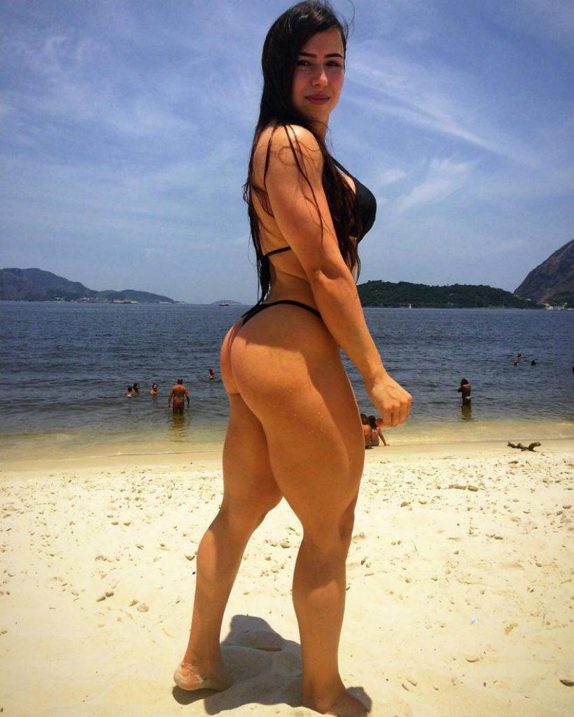 Geisi Cyborg Silva