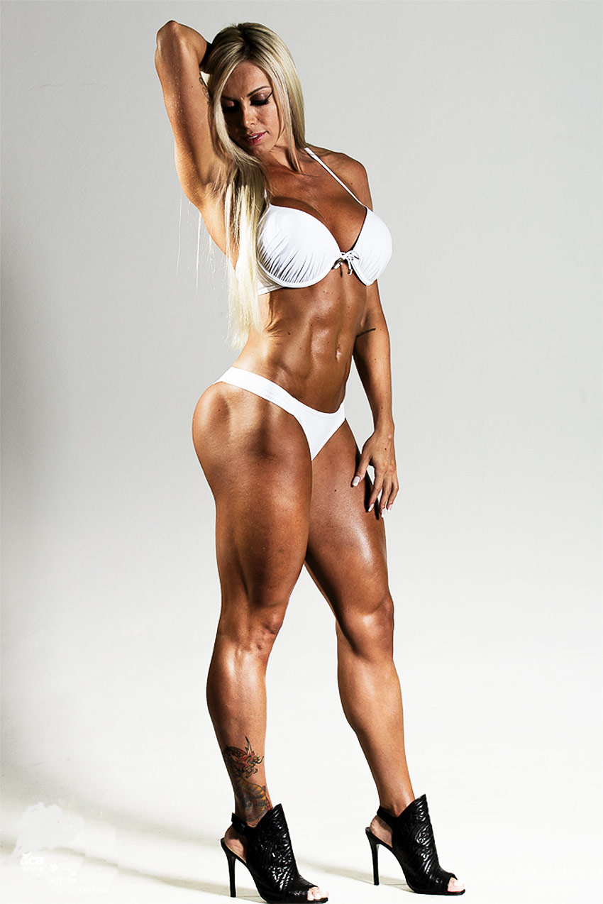 Fernanda Sierra - Age  Height  Weight  Measurements -7801