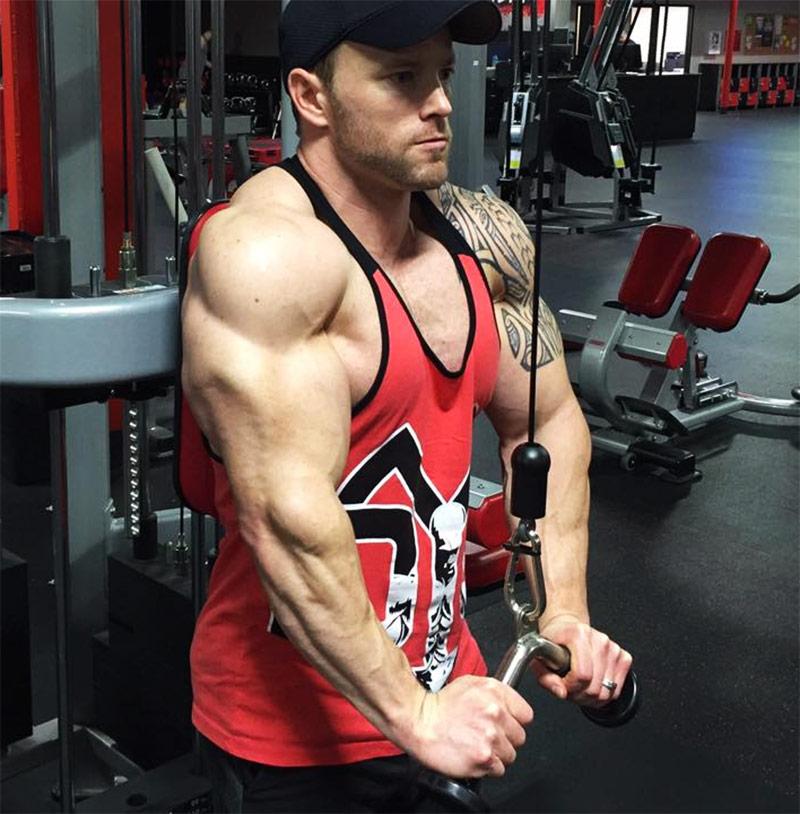 Bryan Renshaw - Height   Weight   Personal Trainer