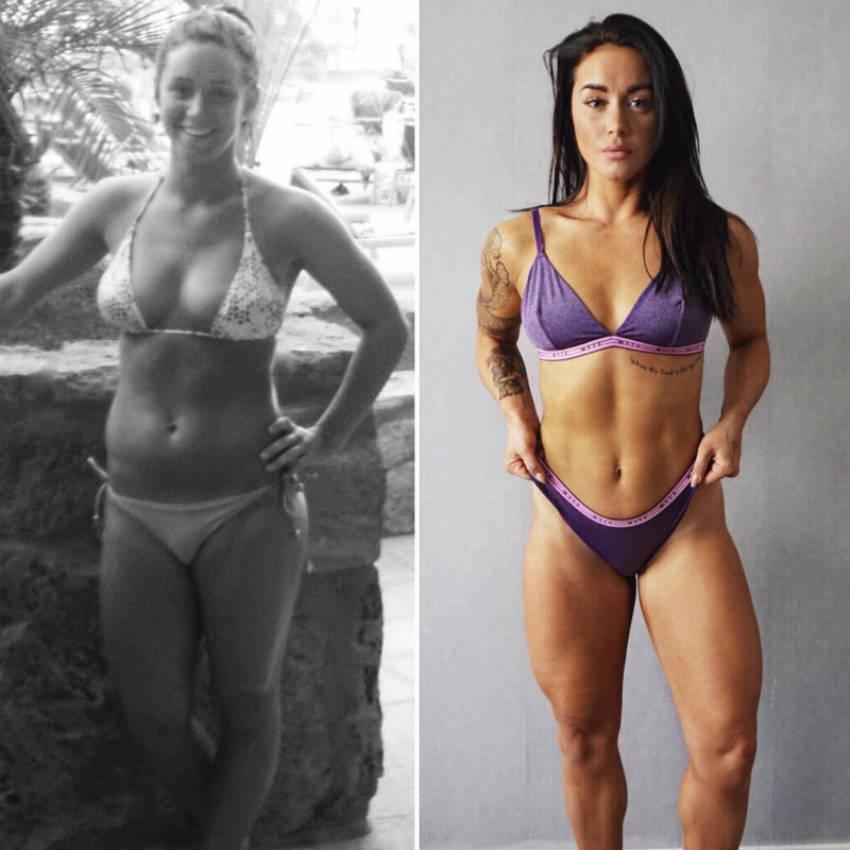 Hanna Obergs transformation