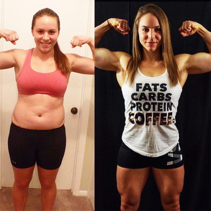 Katie Anne transformation