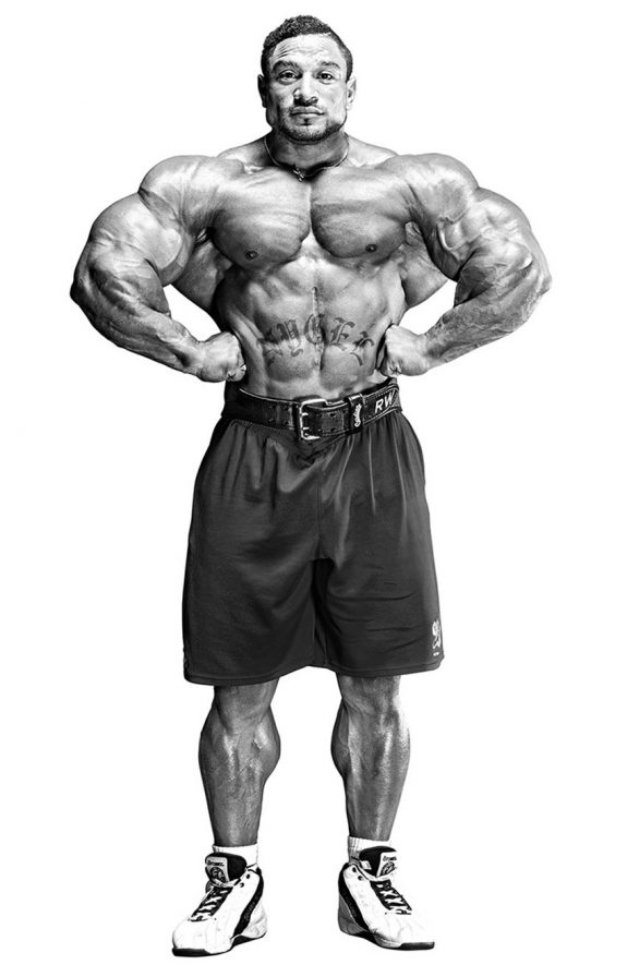 professional bodybuilders take steroids