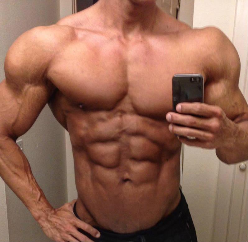 adrian tans upper body