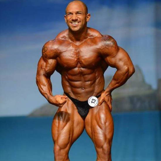 amit sapir competition tanned up