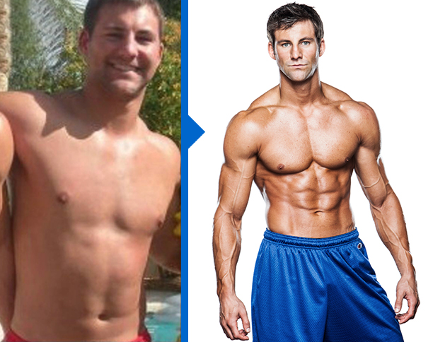 dave dreas transformation