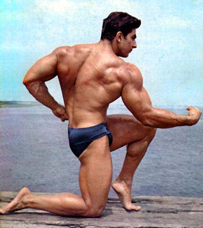 dennis tinerino back muscles