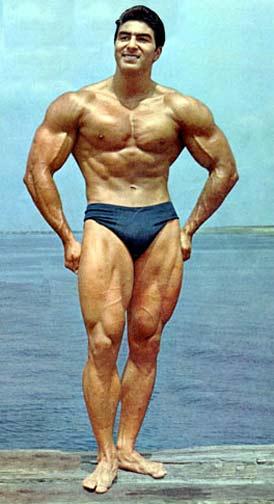 dennis tinerino most muscular